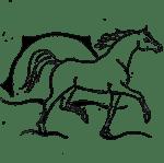 Shagya-Araber Gestüt Mühlen Logo